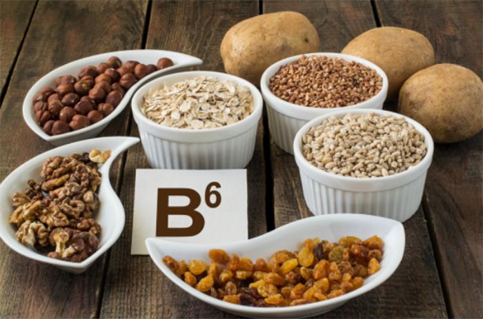 ビタミンB6を多く含む食品と飲み物