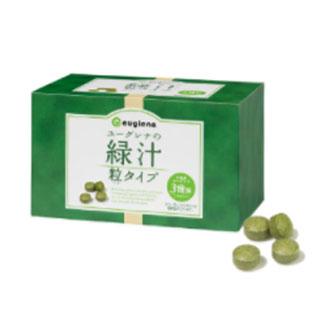 ユーグレナの緑汁 粒タイプ