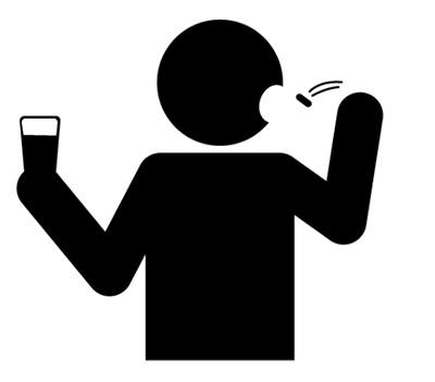 カラダアルファ(α)の飲み方